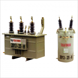 Trafindo - Distribution Transformer - SPLN D3